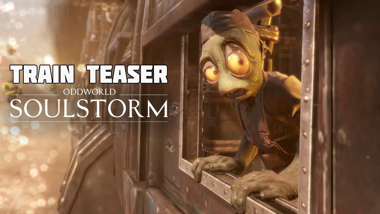 How Lorne Lanning re-imagined Abe's Exoddus as Oddworld: Soulstorm