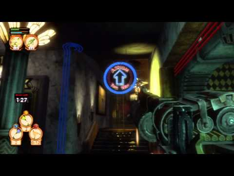 BioShock E3 2006 (14 minute gameplay preview)