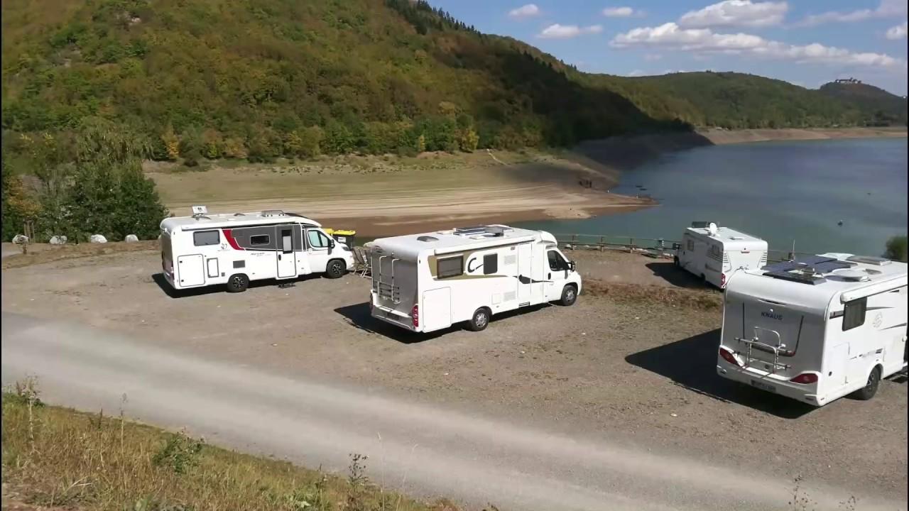 Wohnmobil Tour Deutschland Teil 10