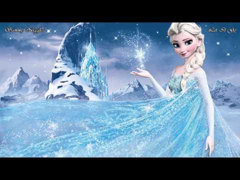 Let It Go Karaoke Duet - Frozen - Idina Menzel |Sing With Idina!!|