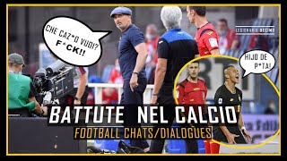 Football chat/dialogues 2020