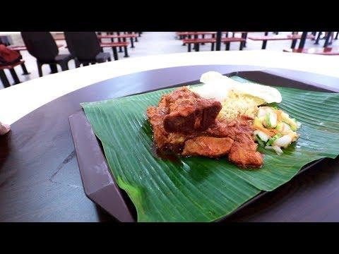 Banana Leaf Pork Briyani in Singapore