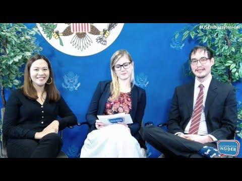 U.S.  Embassy Insider On Exchange Visitor (J1) Visa And EducationUSA