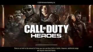 Call of Duty: Heroes - Black Ops 3 Update!