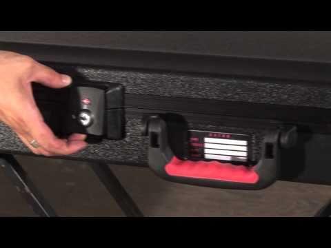 Gator Case's ATA TSA Series Guitar Case
