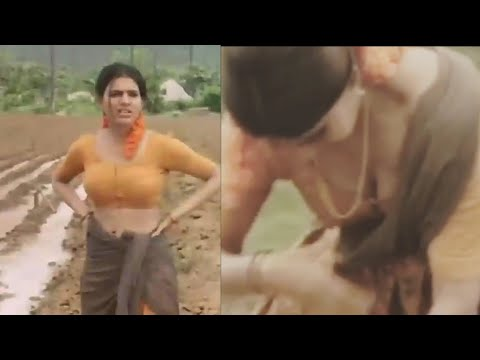 Samantha Hot scenes from Rangastalam in...