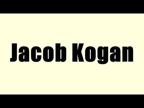 Jacob Kogan