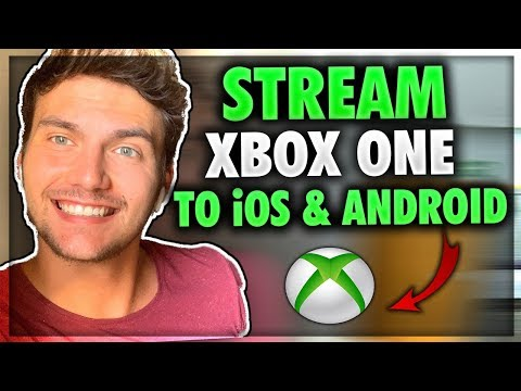 How To Stream Xbox One To IPhone & Android ✅ Play Xbox Games On Your Mobile Phone - Full Setup Guide