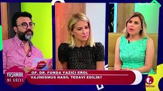 Gambar cover Vajina Daraltma ve Estetiği - Op Dr Funda Yazıcı Erol