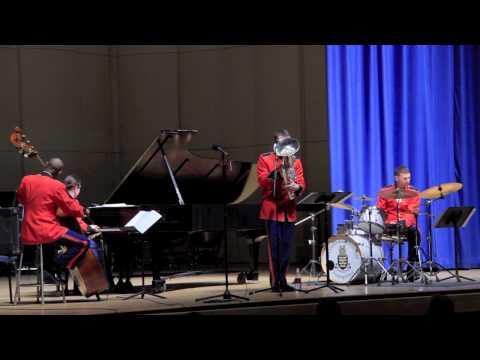 "TEW 2013: ""The President's Own"" U.S. Marine Band Jazz Combo Recital"