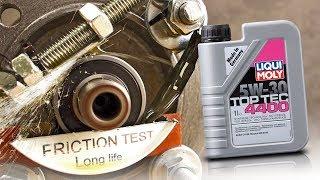 Liqui Moly Top Tec 4400 5W30 Jak skutecznie olej chroni silnik?
