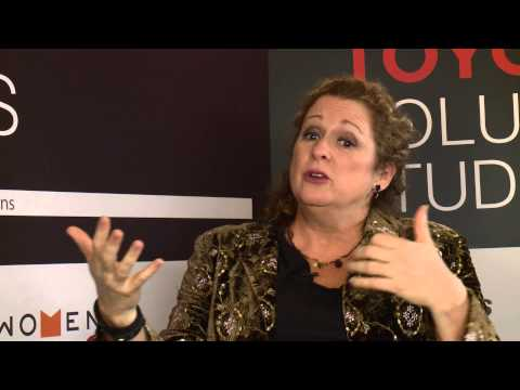 Abigail Disney asks the question every women should ask themselves