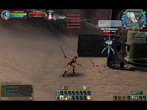 Champions Online: Brain Storming (Lychee)