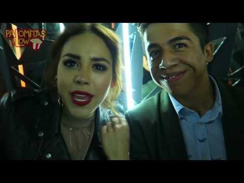 ENCON DANNA PAOLA?! | Palomitas Flow Vlogs🙈