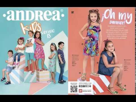 Catalogo de zapatos andrea kids verano 2018 mexico youtube for Nuovo arredo andria catalogo