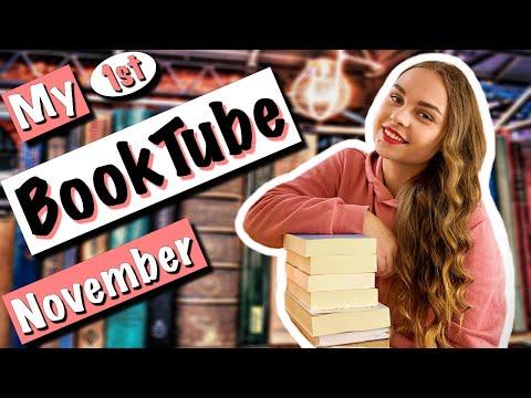 #1 BookTube - Meine Bücher aus Oktober und November 2019