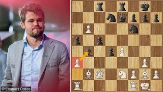 Computer Doesn't Approve, Magnus Doesn't Care || Dubov vs Carlsen || Opera (2021)
