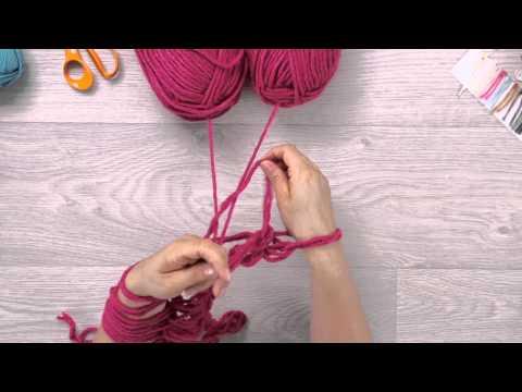 obtenir pas cher garantie de haute qualité style exquis Tricoter avec les Bras / Mains (sans Aiguilles) - Tutoriel Vidéo