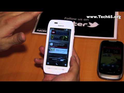 Nokia 603 First Look