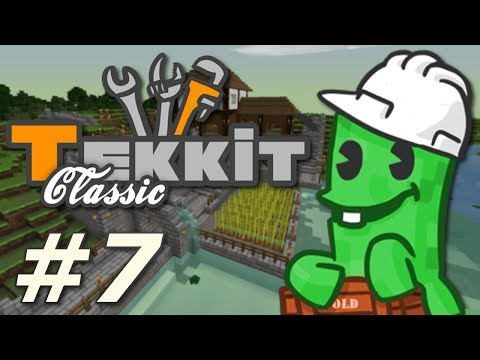 Minecraft: Tekkit Classic - Upgrading All the Things (Part 7)