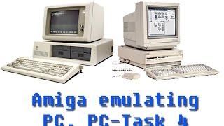 Amiga 1200 - PC-Task4 PC Emulator
