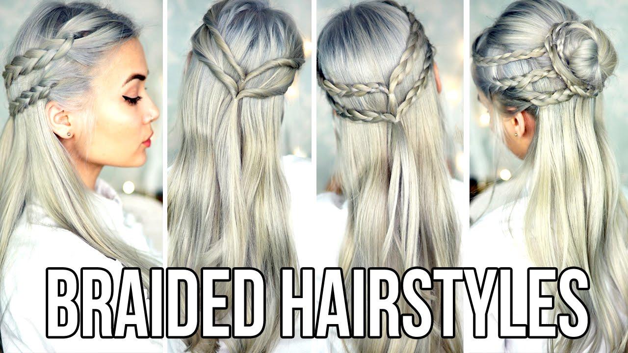 9 Easy Hairstyles For School: Cute & Easy Braided Hairstyles For School