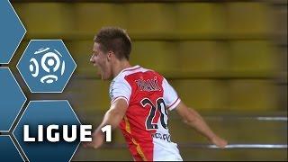 But Mario PASALIC (39') / AS Monaco - Olympique Lyonnais (1-1) -  (ASM - OL) / 2015-16