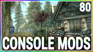 5 BRAND NEW Console Mods 80 - Skyrim Special Edition (XBOX/PS4/PC)