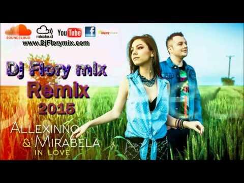 Allexinno & Mirabela-In Love(Remix Dj Flory mix)Official 2015