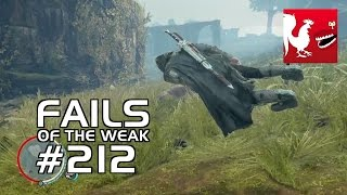 Fails of the Weak: Ep. 212 | Rooster Teeth