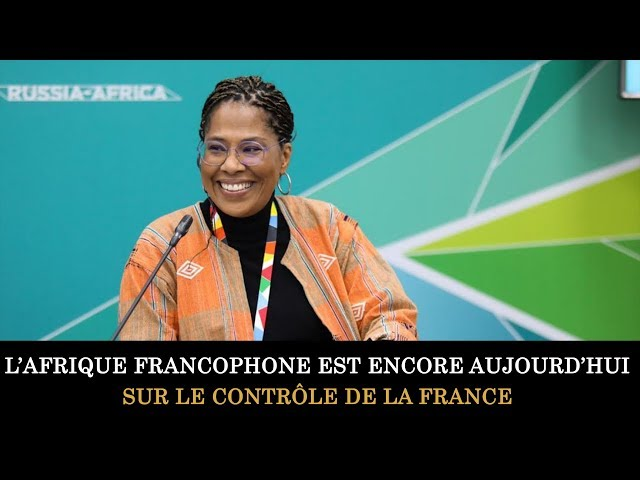L'inspirant discours de Nathalie Yamb | African Heroes
