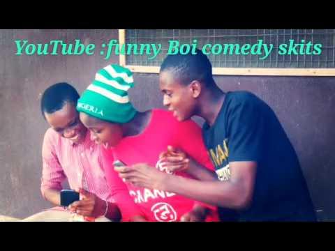 Markangel like emmanuella comedy skits April fool joke bad pastor