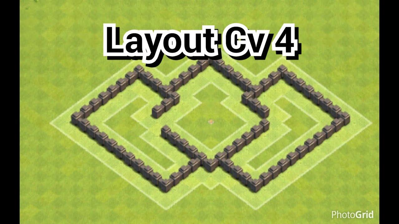 layout cv