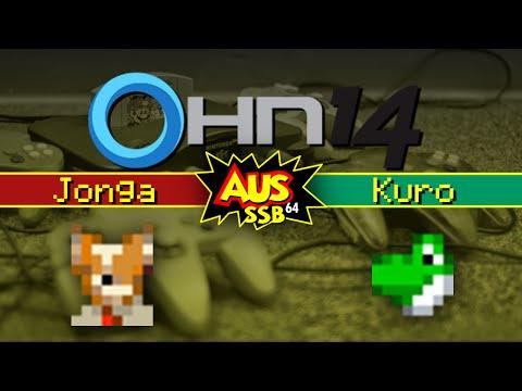 [Losers R5] Jonga vs Kuro (crap mic)