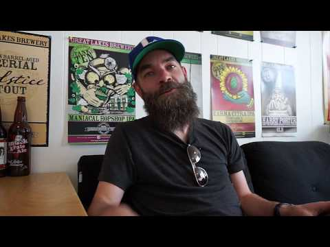 GLB Barstool Chats: Paul Randall - The Wooly Pub
