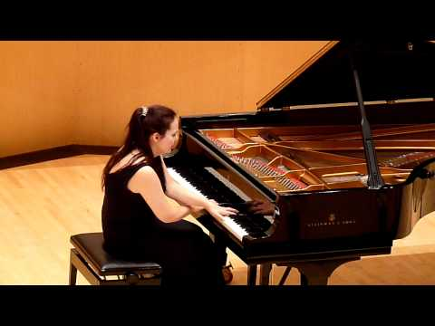 Ana Marija Markovina: Beethoven Sturm-Sonate op.31 Nr.2 2.Satz