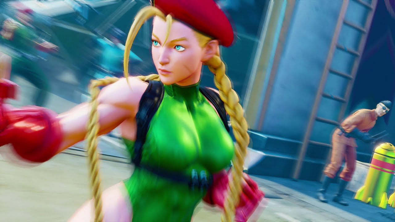 Cammy Escape from Shadaloo (SFV MOD)
