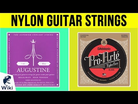 10 Best Nylon Guitar Strings 2019