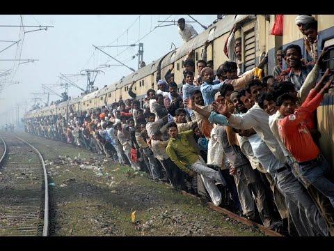 Las vías de la independencia - Trenes de la India