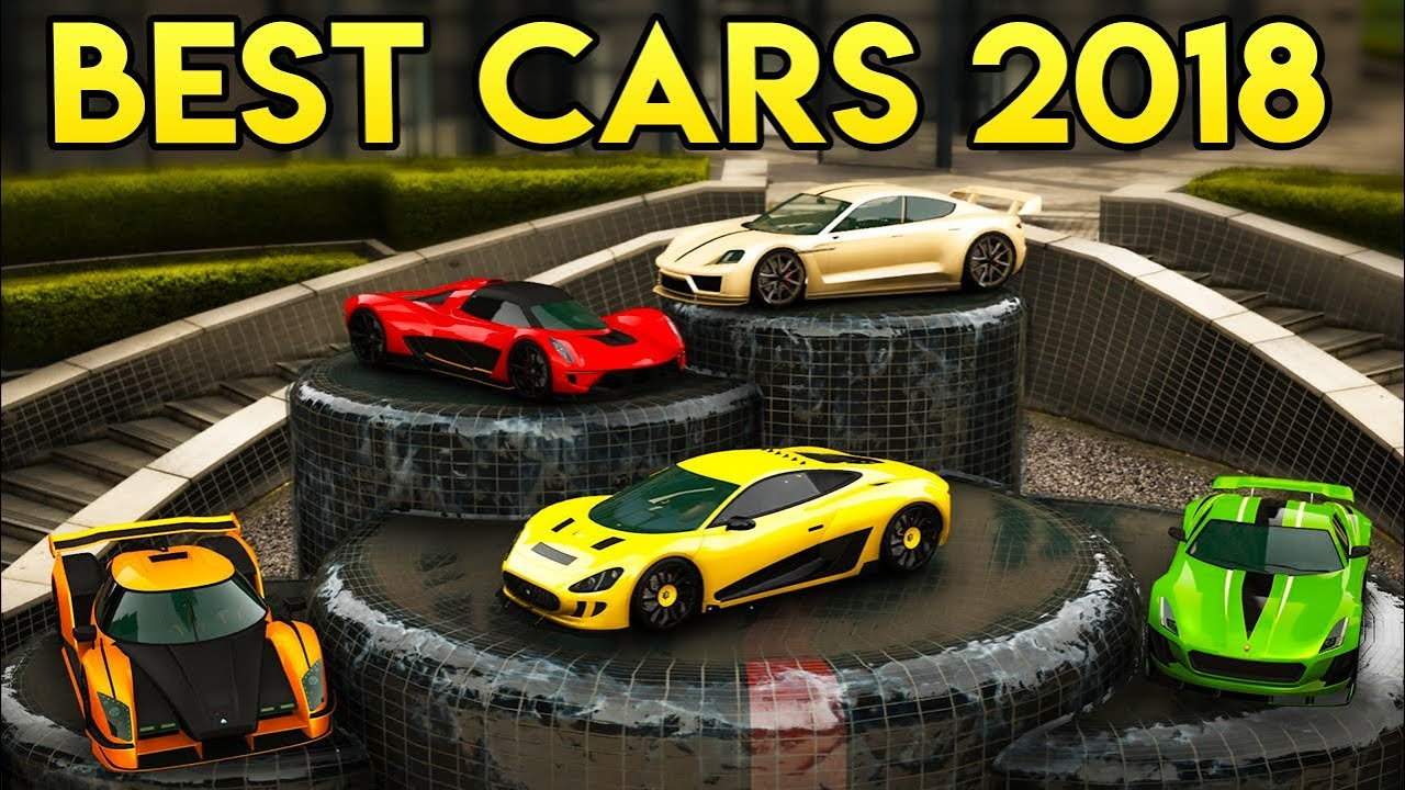 Top 7 Best Super Sports Cars In Gta Online 2018 Updated Youtube
