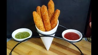 Chicken Fries (Ramadan Special) by YES I CAN COOK
