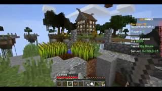 Minecraft Skywars: Era tanto tempo fa ed eravamo ancora nabbi