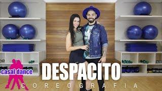 Despacito Luis Fonsi Ft Daddy Yankee Casal Dance Coreografia