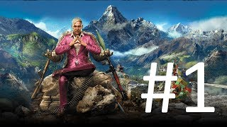 #1 FarCry4 Story PS4 Live