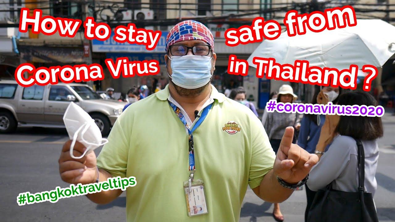 Thailand Corona