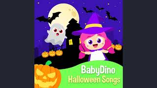 Monsters Stomp Around The House |  Kids Songs & Halloween Music for Kids | BabyDino Halloween Song