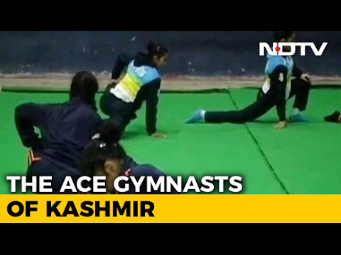 Jammu And Kashmir's Gymnasts Shine Despite Unrest, Insecurity