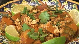 Vegan Groundnut Stew : Vegetarian & Vegan Dishes