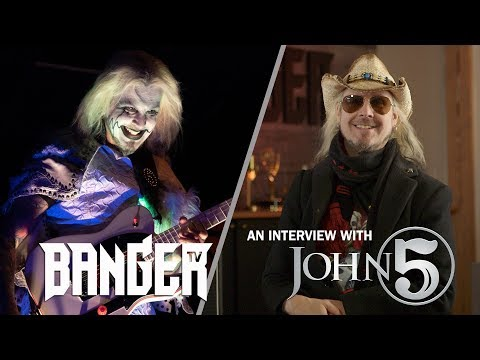 John 5 interview on how he cut his teeth doing session work and stealing Don Henley's Porsche