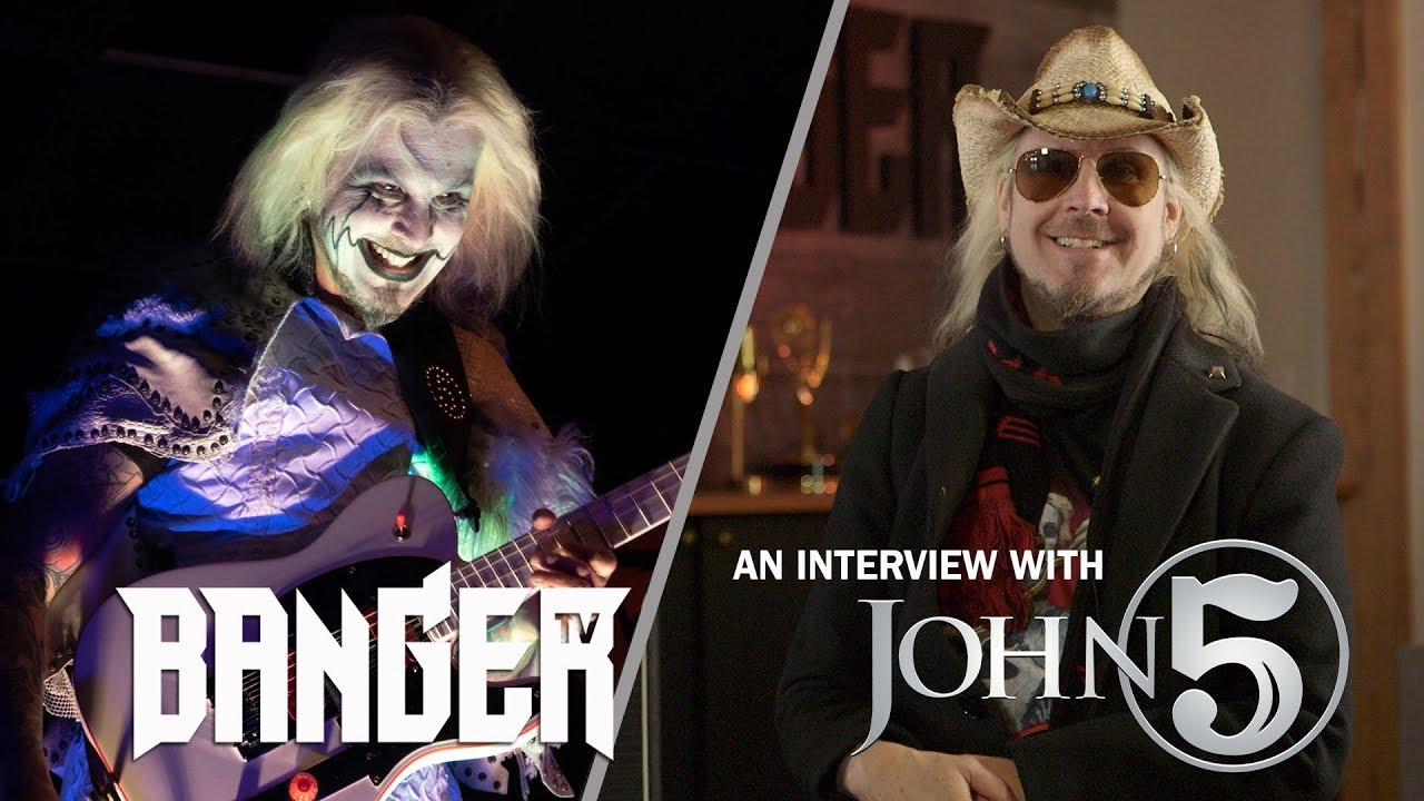 John 5 interview on how he cut his teeth doing session work and stealing Don Henley's Porsche episode thumbnail